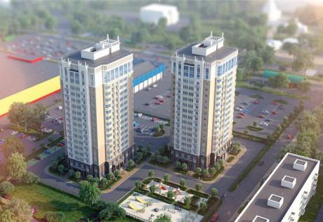 Партнер ЭксПроф остекляет жилой комплекс в Дзержинске