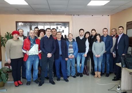 Компания ЭксПроф провела обучающий семинар для стратегического партнера в Молдавии