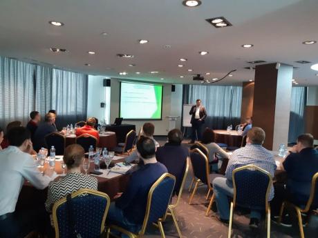 В Екатеринбурге прошла конференция Перспективы оконного рынка