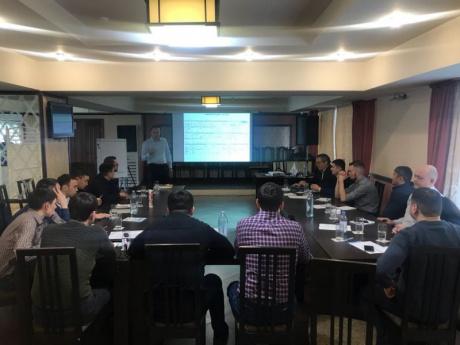 ЭксПроф провел семинар для партнера в Казахстане