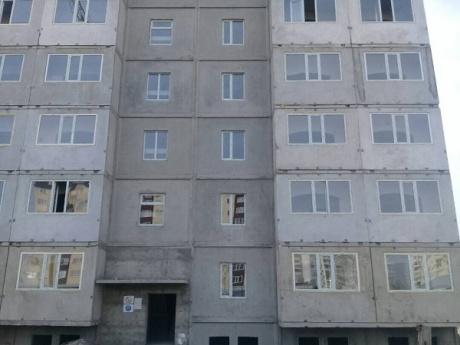 Партнер ЭксПроф выполняет комплекс работ по остеклению жилых домов в Киргизии