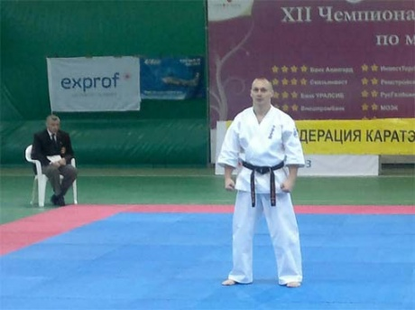 Компания ЭксПроф поддержала Тюменскую сборную по каратэ на Чемпионате России