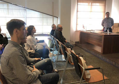 Компания ЭксПроф провела семинар для архитекторов Тюмени