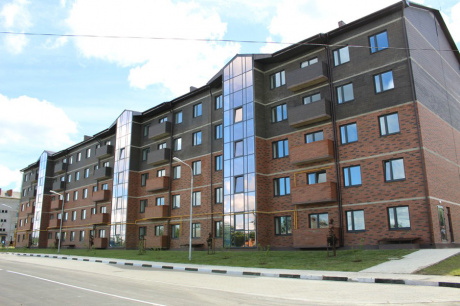 Партнер ЭксПроф построил дом для пострадавших от взрыва газа белгородцев