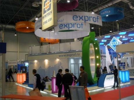 Компания ЭксПроф представила на СибБилд-2013 энергосберегающие новинки