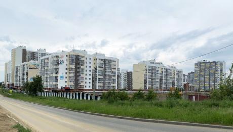 Новостройки Иркутска остекляются окнами exprof
