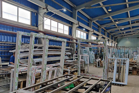 Производителей окон exprof в Екатеринбурге стало больше