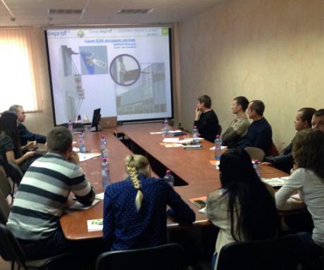 Компания ЭксПроф провела семинар в Республике Беларусь