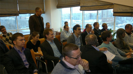 В Тюмени прошла конференция филиалов компании ЭксПроф