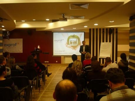 Компания ЭксПроф провела обучающий семинар в Уфе