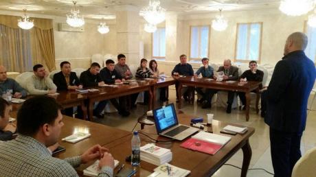 Компания ЭксПроф провела обучающий семинар в Астане