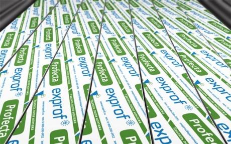 Компания ЭксПроф брендирует энергосберегающие оконные системы