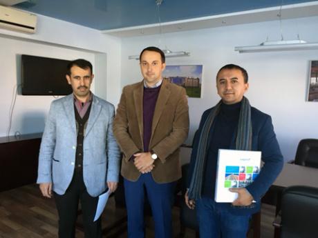 Компания ЭксПроф начинает экспорт продукции в Таджикистан