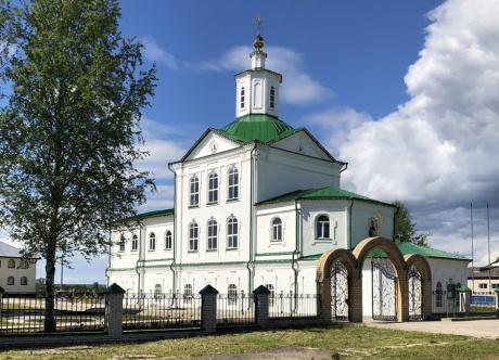 Окна exprof для малых городов Русского Севера