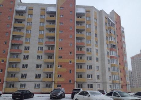 Партнер ЭксПроф ведет работы по остеклению жилого комплекса в Тамбове