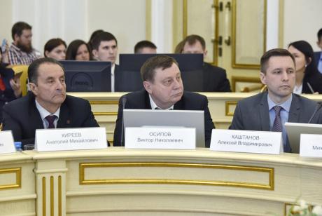 ЭксПроф принял участие в Совещании по национальным проектам