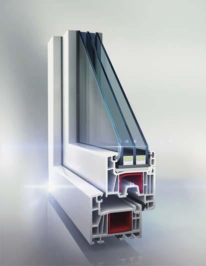 Завод ЭксПроф начал производство 6-камерной оконной системы