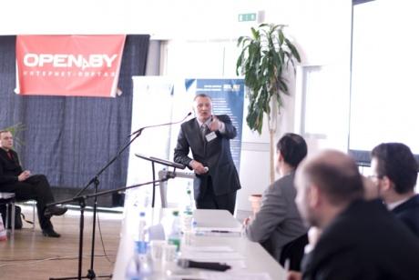 Компания ЭксПроф на конференции «Белорусский оконный рынок – 2010»
