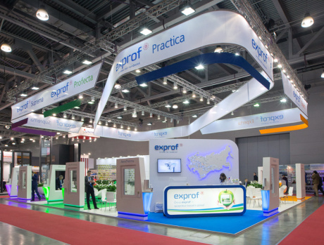 Компания ЭксПроф приглашает на МосБилд 2019