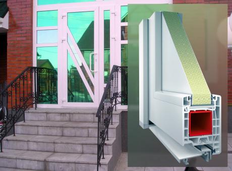 В ассортименте ЭксПроф – новая дверная система