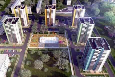 Новый микрорайон в Нижнем Новгороде получит окна exprof