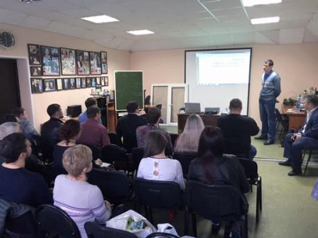 Компания ЭксПроф провела семинар для продавцов окон в Кемерово