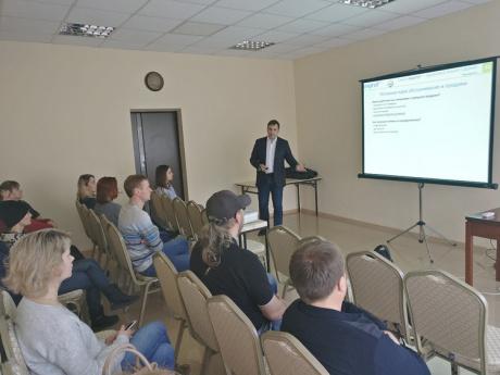 Компания ЭксПроф провела учебу для партнеров в Иркутске