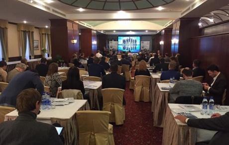 Представители компании ЭксПроф приняли участие в Конференции «Оконный рынок 2017»