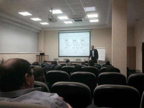 Компания ЭксПроф провела семинар для омских оконщиков