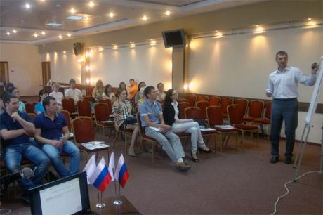 Семинар для продавцов окон EXPROF прошел в Перми