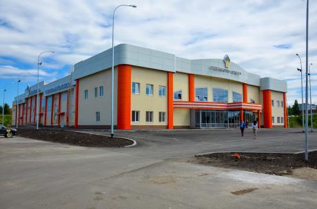 Окна EXPROF для будущих чемпионов в Самарской области