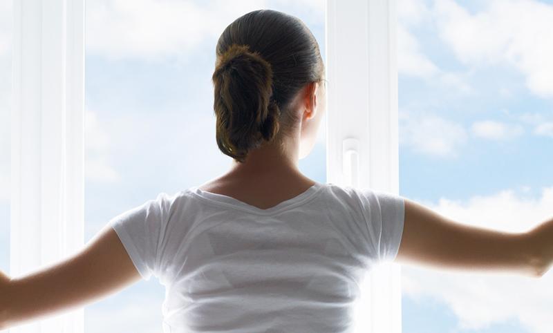 Чем отличаются дышащие окна от обычных с клапанами и без
