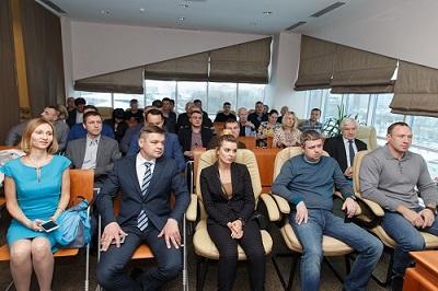 В Тюмени прошла конференция для партнеров компании ЭксПроф