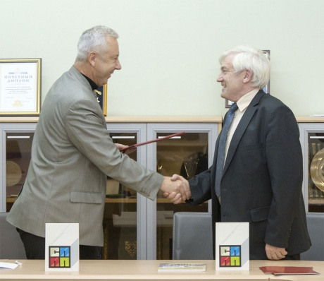 СППП подписал соглашение о сотрудничестве с СПбГАСУ