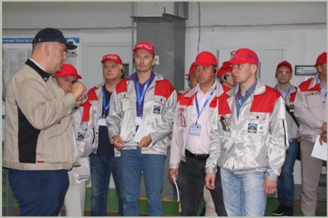 Компания ЭксПроф приняла участие в обучении бережливому производству