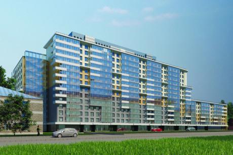Дом в Санкт-Петербурге получит окна exprof в необычном оформлении