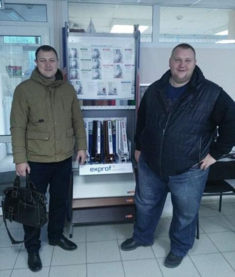 Компания ЭксПроф укрепляет сотрудничество с производителями окон в Нижнем Новгороде