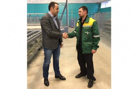 Компания ЭксПроф заключила договор с крупнейшим оконным заводом Поволжья