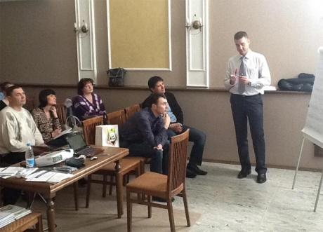 В Томске прошел семинар-тренинг ЭксПроф