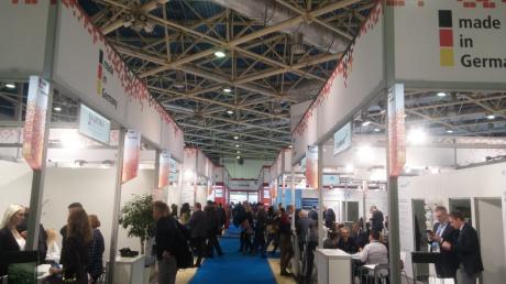 Специалисты ЭксПроф посетили выставку Интерпластика 2019