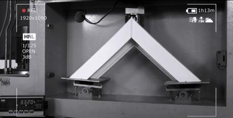 Нюансы изготовления пластиковых окон – прочность сварных углов