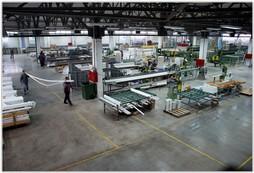 ЭксПроф поставляет профиль крупнейшему оконному заводу Курска