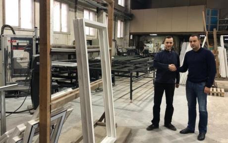 Старейший оконный завод в Санкт-Петербурге снова с ЭксПроф