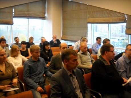 18 октября компания ЭксПроф провела конференцию для партнеров