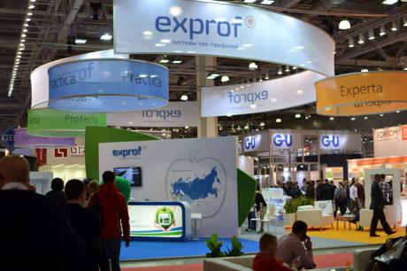 Компания ЭксПроф на выставке Батимат 2015