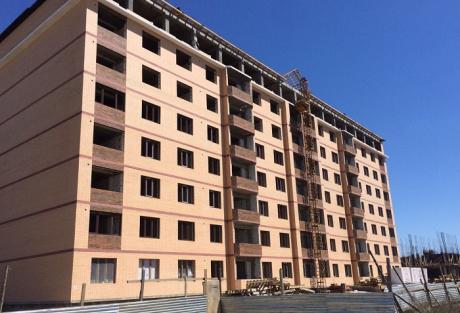 Окна EXPROF в жилых домах Дагестана
