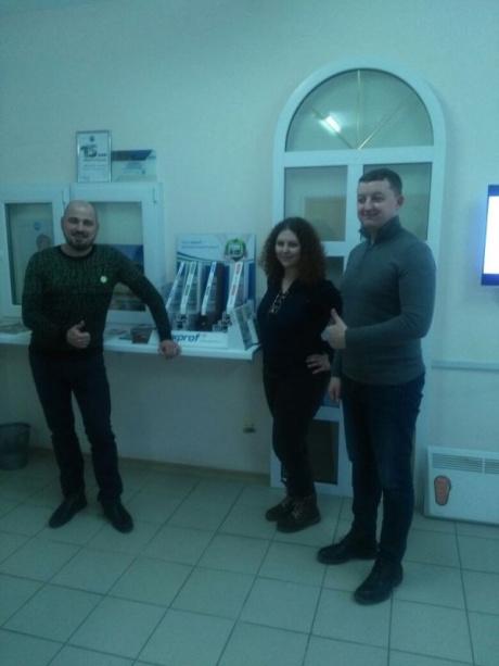 Представитель ТД ЭксПроф посетил оконные предприятия Ульяновска и Казани