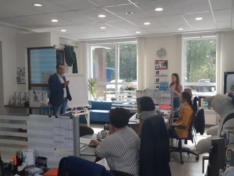 Компания ЭксПроф провела семинар в столице Урала