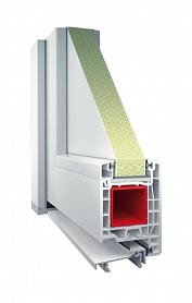 Система теплых входных дверей Experta